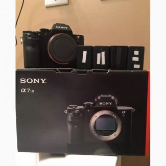 Оригинальный новый Sony Alpha а7s II Цифровая фотокамера с зеркальной фотокамерой