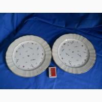 "Две Французские тарелки ""POMPADOUR"""