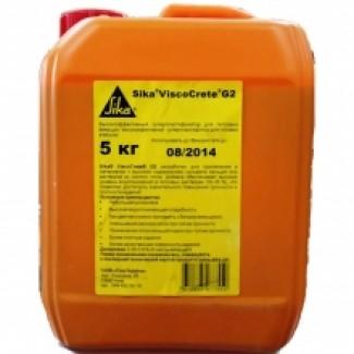 Пластификатор для гипса Sika ViscoCrete-G2 5 кг
