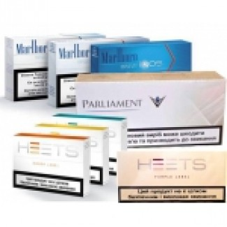 Табачные стики HEETS от производителя