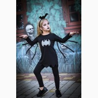 Карнавальные костюмы Летучая мышь, возраст 6-10 лет-S922