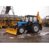 Отвал для снега и грунта на трактор МТЗ, Борэкс, Беларусь