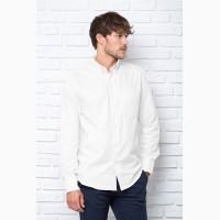 Рубашка мужская с длинным рукавом JHK SHRA POP LS, белая, 100% ХБ