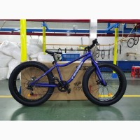 Велосипед с широкими колесами фэтбайк Crosser Fat Bike 26