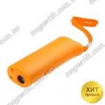 Ультразвуковой портативный отпугиватель собак AD 100 с фонариком