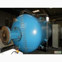 Автоклав тупиковый для производства РТИ, тип AAG-110 1, 0х2250х6000