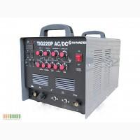 Аргонодуговой сварочный аппарат W-MASTER TIG-220P AC/DC для сварки алюминия