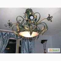Ковані лампи та інші ковані світильники