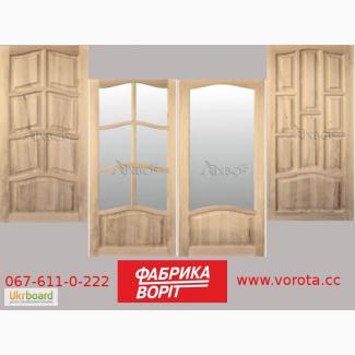 Соснові міжкімнатні двері
