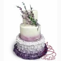 Свадебный торт на заказ (новинки 2018)
