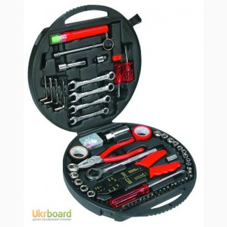 Набор шарнирно губцевого инструмента 99 шт., Top Tools 38D209