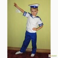Прокат костюма Моряка, Матроса, Капитана на 4-6 лет