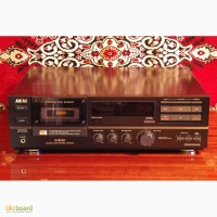 AKAI GX-65MKII - кассетная дека, год гарантии