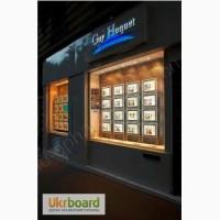 Голландская тросовая система для витрин Box Display It E-clip А4