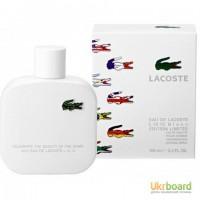Lacoste Eau De L.12.12 Blanc Olimpic Limited Edition туалетная вода 100 ml