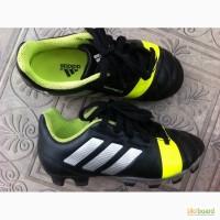 Детские бутсы Adidas nitrocharge 3.0