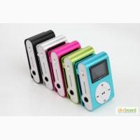 Металлический миниатюрный MP3-плеер