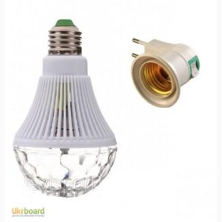 Вращающаяся разноцветная лампа LED Full Color Rotating L