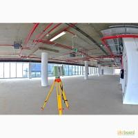 Лазерное сканирование зданий, фасадов, помещений