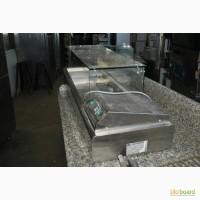 Витрина холодильная настольная для ингредиентов COLD MASTER Gastroservis 1200 Cold