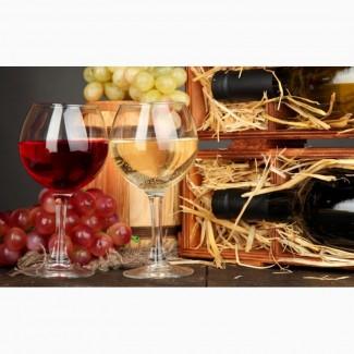 Вино разливное десертное