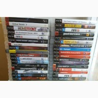 Игры GTA, Fifa, Battlefield, Тачки, NFS на Sony PlayStation 3 PS 3