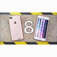 Профессиональная замена стекла дисплея iPhone 8 и 8