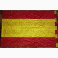 Испанский и каталонский флаги, 2в1