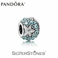 АКЦИЯ! Оригинал Pandora Пандора шарм бусина Морская звезда арт. 791905CZF
