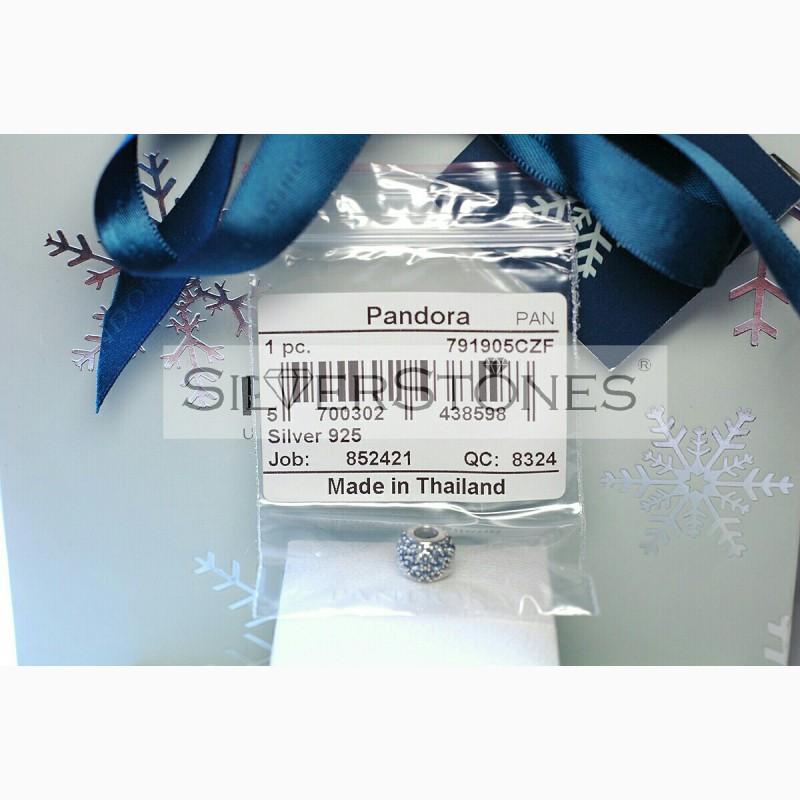 Фото 3. Скидки! Оригинал Pandora Пандора шарм бусина Океаническая морская звезда арт. 791905CZF