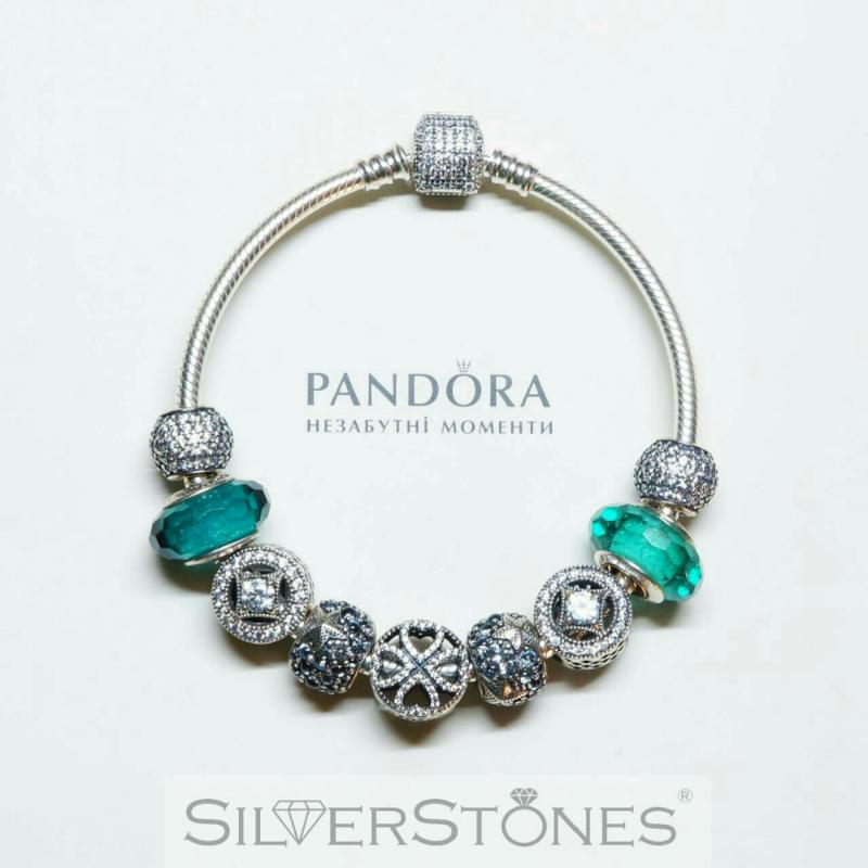 Фото 4. Скидки! Оригинал Pandora Пандора шарм бусина Океаническая морская звезда арт. 791905CZF