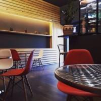 Кафе, кофейня в центре города