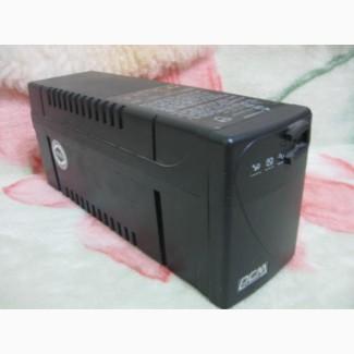 ГАРАНТИЯ UPS powercom 600VA ибп бесперебойник