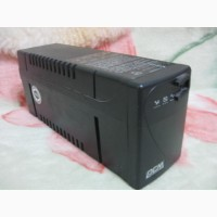 UPS powercom 600VA ибп бесперебойник