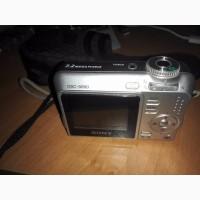Sony dsc-s650