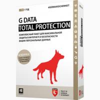 G Data TotalProtection 1 год 10 ПК, Электронная лицензия
