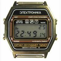 Часы ЭЛЕКТРОНИКА ЧН-55 арт.1163