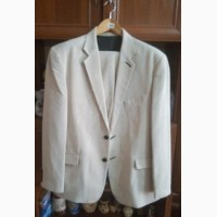 Мужской костюм (размер 52) микро-вельвет