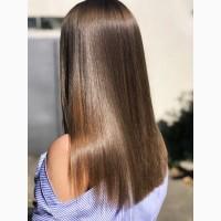 Процедуры ботокса и кератина для волос