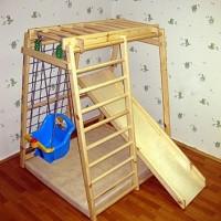 Детский комплекс Малыш с горкой