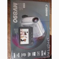 Видеокамера Canon MV890 + касеты