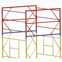 Вышка - тура мобильная строительная 2х2 (13+1)