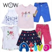 ATIVO детская одежда оптом