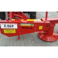 Косилка травяная роторная 1, 35 м (Польша, Wirax)