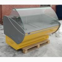 Витрина холодильная прилавок б/у Технохолод 2 метра -5+5 С
