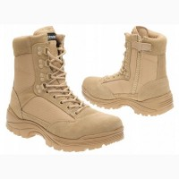 MIL-TEC Tactical BOOT ZIPPER YKK Берцы LOWA ТактическиT