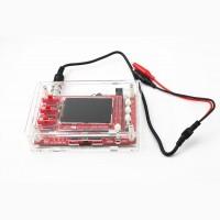 DS0138 2, 4 TFT цифровой осциллограф + акриловый DIY корпус для DSO138