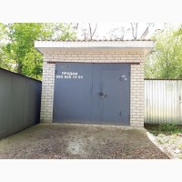 Продам абсолютно новый гараж (Построен летом 2015 года)