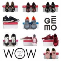 GEMO детская обувь оптом