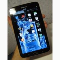 Оригинальный планшет - навигатор Samsung Galaxy Tab 3, GPS, IGO Truck